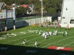 F95 - The Citadel offense vs. Samford