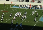 F98 - The Citadel offense vs. Samford