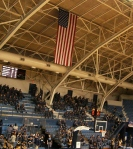 Cadets in the stands –1