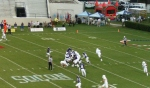 1a - The Citadel offense vs. WCU defense