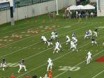 1a - WCU offense vs. The Citadel defense