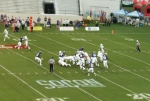 1b - The Citadel offense vs. WCU defense