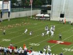1b - WCU offense vs. The Citadel defense