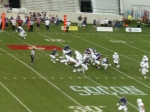 1c - The Citadel offense vs. WCU defense