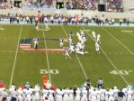 1d - The Citadel offense vs. WCU defense
