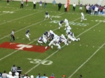 1e - The Citadel offense vs. WCU defense