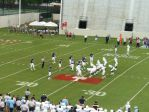 1f - The CItadel offense vs. WCU defense