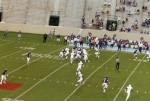1g - WCU offense vs. The Citadel defense