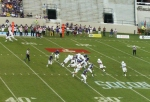 1i - The Citadel offense vs. WCU defense