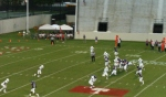 2b - WCU offense vs. The Citadel defense