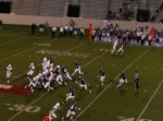 2g - The Citadel offense vs. WCU defense