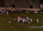 3a - The Citadel offense vs. WCU defense