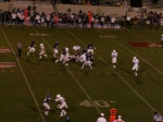 3g - The Citadel offense vs. WCU defense