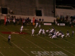 4c - The Citadel offense vs. WCU defense