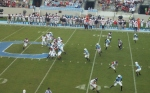 Davidson offense vs The Citadel defense - 1f
