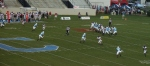 Davidson offense vs The Citadel defense – 2b