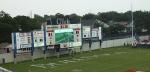 Pregame scoreboard
