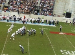 The Citadel offense - 1 - 3A