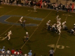 The Citadel offense - 3 - 1B