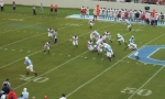 The Citadel offense vs Davidson defense - 1b