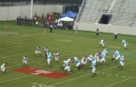 The Citadel offense vs Davidson defense - 1g