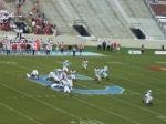 The Citadel offense vs Davidson defense –2a