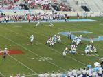 The Citadel offense vs Davidson defense - 2b