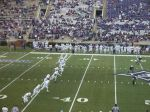 Furman kickoff after 3rd qtr TD