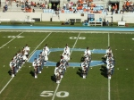Halftime - The Citadel Pipe Band 2