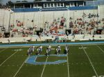 Halftime -- The Citadel Pipe Band