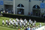 Pipe band pre-game