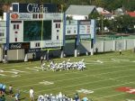 29- The Citadel scores its first touchdown