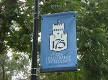 5 - 175th anniversary of The Citadel's founding